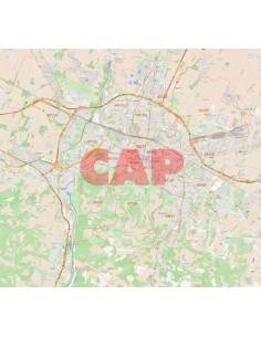 Mappa dei cap di Bologna jpg