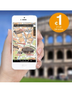Mappa di Roma 3D per iPhone e iPad