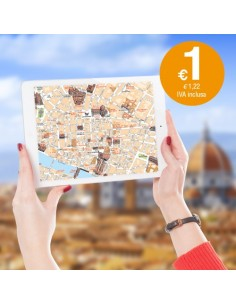 Mappa di Firenze 3D per iPhone e iPad