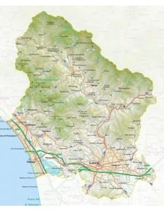 Mappa della provincia di Lucca jpg scala 1:200.000