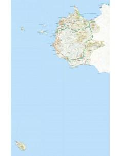 Mappa della provincia di Trapani jpg scala 1:200.000