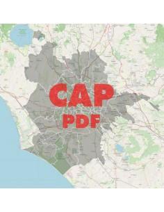 Mappa dei cap di Roma pdf