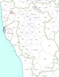 Mappa dei CAP della provincia di Pisa pdf