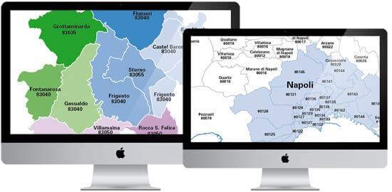 Mappe dei CAP pdf